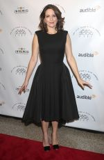 TINA FEY at New York Stage and Film Winter Gala at Pier 60 in New York 12/05/2017