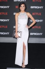 TYLA CARR at Bright Premiere in London 12/15/2017