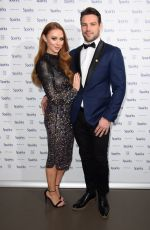 UNA HEALY at Sparks Winter Ball in London 12/06/2017