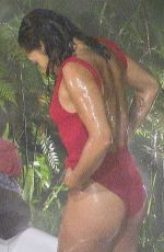 VANESSA WHITE at I'm a Celebrity… Get Me Out of Here! in Australia 12/01/2017
