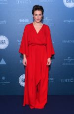 VICKY MCCLURE at British Independent Film Awards in London 12/10/2017