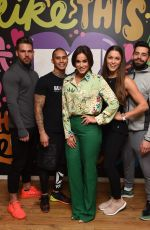 VICKY PATTISON at Beach Body Sos TV Show Launch in London 12/12/2017