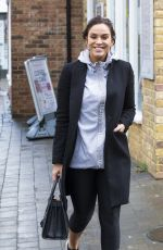 VICKY PATTISON Moving from Her Home in Essex 12/13/2017
