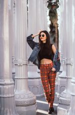 VICTORIA JUSTICE and MADISON REED ny Mike Richy and Truman Mylin Photoshoot in Los Angeles, December 2017