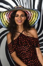 VICTORIA JUSTICE at Refinery29 29Rooms Los Angeles: Turn It Into Art Opening Party 12/06/2017