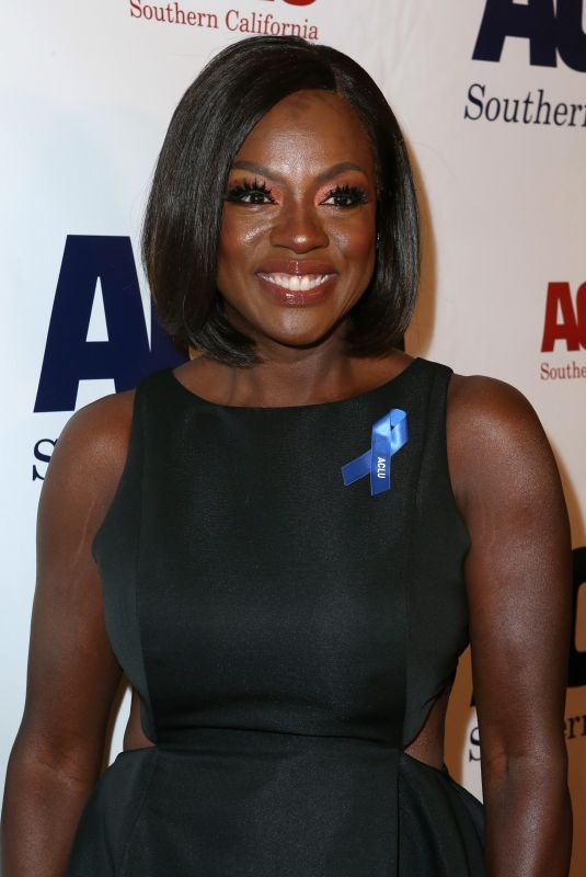 VIOLA DAVIS at Aclu Socal