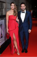 VOGUE WILLIAMS at The Sun Military Awards in London 12/13/2017