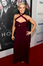 WHITNEY BOWERS at Hostiles Premiere in Los Angeles 12/14/2017