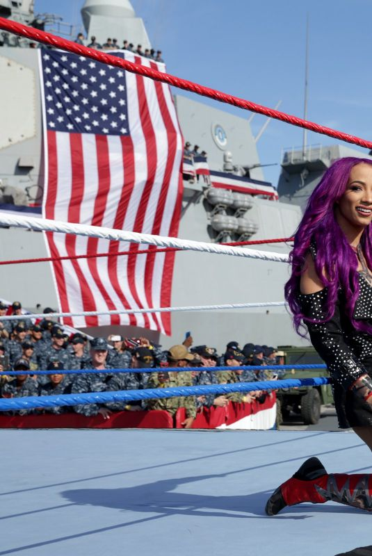 WWE - Tribute to the Troops 2017