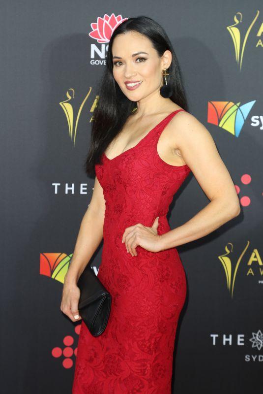 YASMINE ROTH at 2017 AACTA Awards in Sydney 12/06/2017