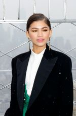 ZENDAYA COLEMAN and Zac Efron  at The Empire State Building in New York 12/09/2071