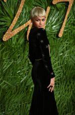 ZENDAYA COLEMAN at Fashion Awards 2017 in London 12/04/2017