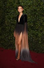ZENDAYA COLEMAN at London Evening Standard Theatre Awards in London 12/03/2017