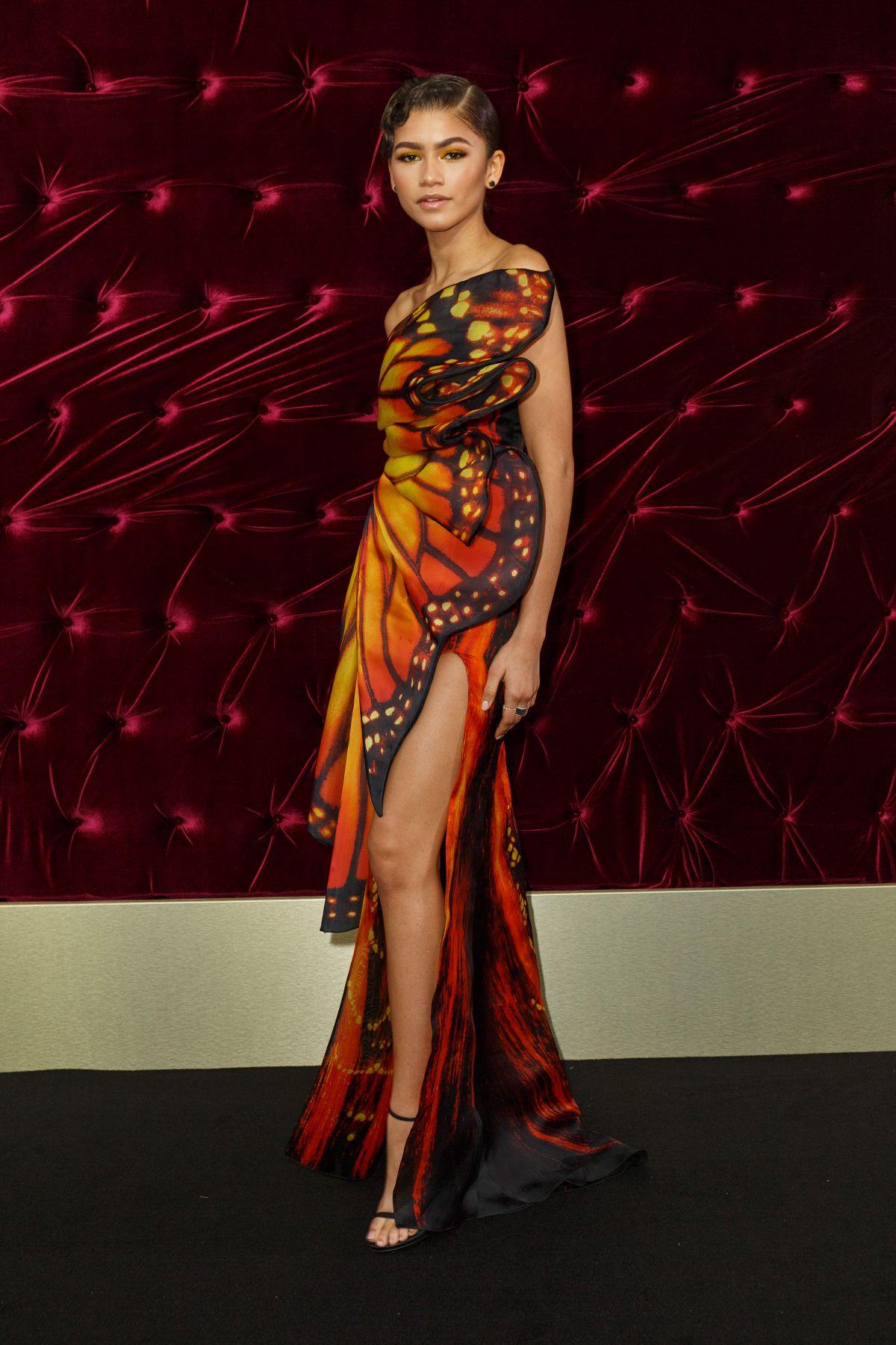 Zendaya Coleman At The Greatest Showman Premiere In Sydney