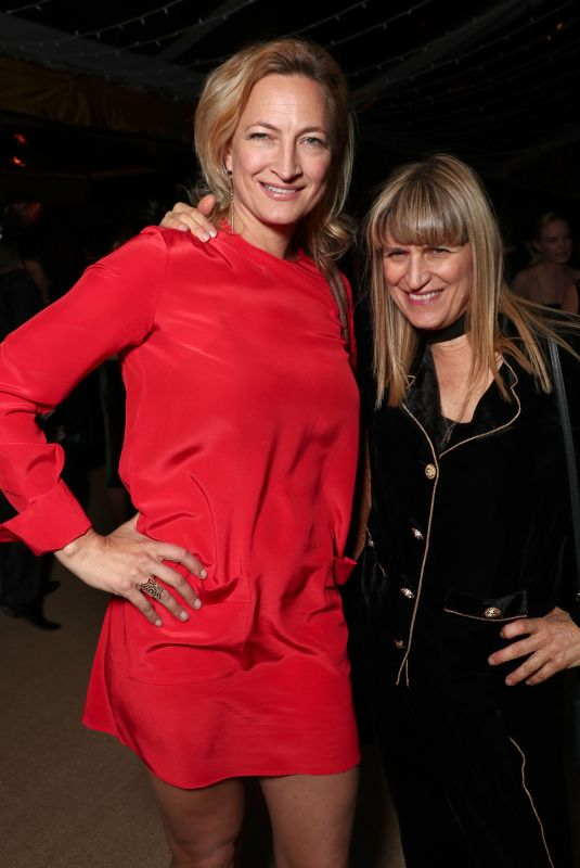 ZOE BELL at Amazon Studios Holiday Party in Los Angeles 12/09/2017