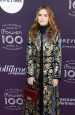 ZOEY DEUTCH at Hollywood Reporter's 2017 Women in Entertainment Breakfast in Los Angeles 12/06/2017