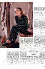 ZOEY DEUTCH in Glamour Magazine, Spain January 2018