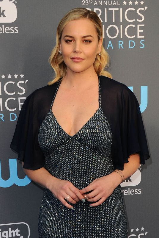 ABBIE CORNISH at 2018 Critics