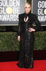 ABBIE CORNISH at 75th Annual Golden Globe Awards in Beverly Hills 01/07/2018