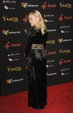 ABBIE CORNISH at 7th AACTA International Awards in Los Angeles 01/05/2018
