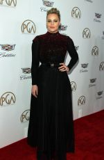 ABBIE CORNISH at Producers Guild Awards 2018 in Beverly Hills 01/20/2018