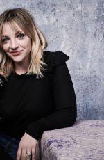 ABBY ELLIOTT at Deadline Studio at Sundance Film Festival 01/21/2018