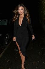 ABIGAIL CLARKE Night Out at New Year