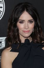 ABIGAIL SPENCER at The Art of Elysium Heaven in Los Angeles 01/06/2018