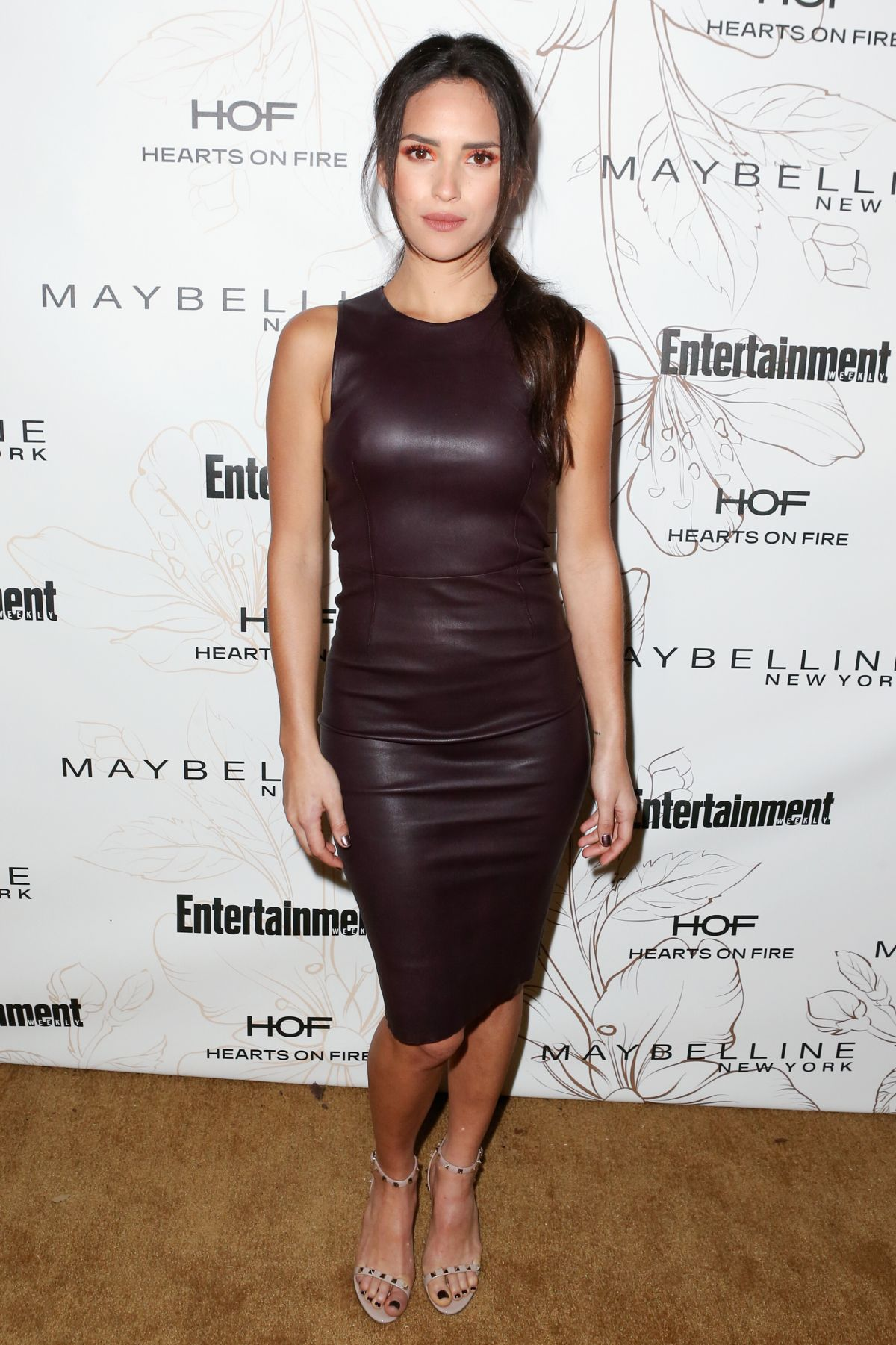 ADRIA ARJONA at Entertainment Weekly Pre-SAG Party in Los ...