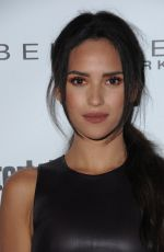ADRIA ARJONA at Entertainment Weekly Pre-SAG Party in Los Angeles 01/20/2018