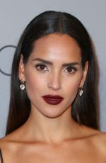 ADRIA ARJONA at Instyle and Warner Bros Golden Globes After-party in Los Angeles 01/07/2018