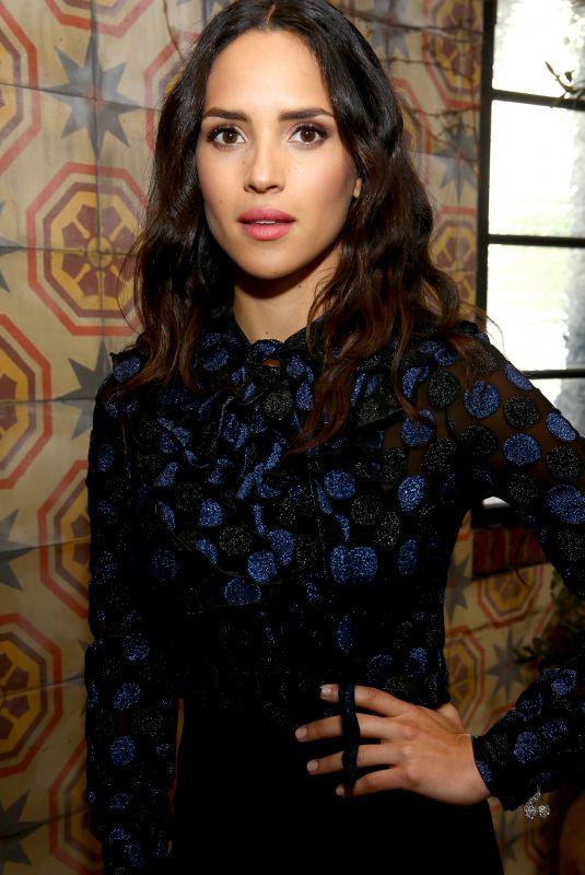 ADRIA ARJONA at W Magazine