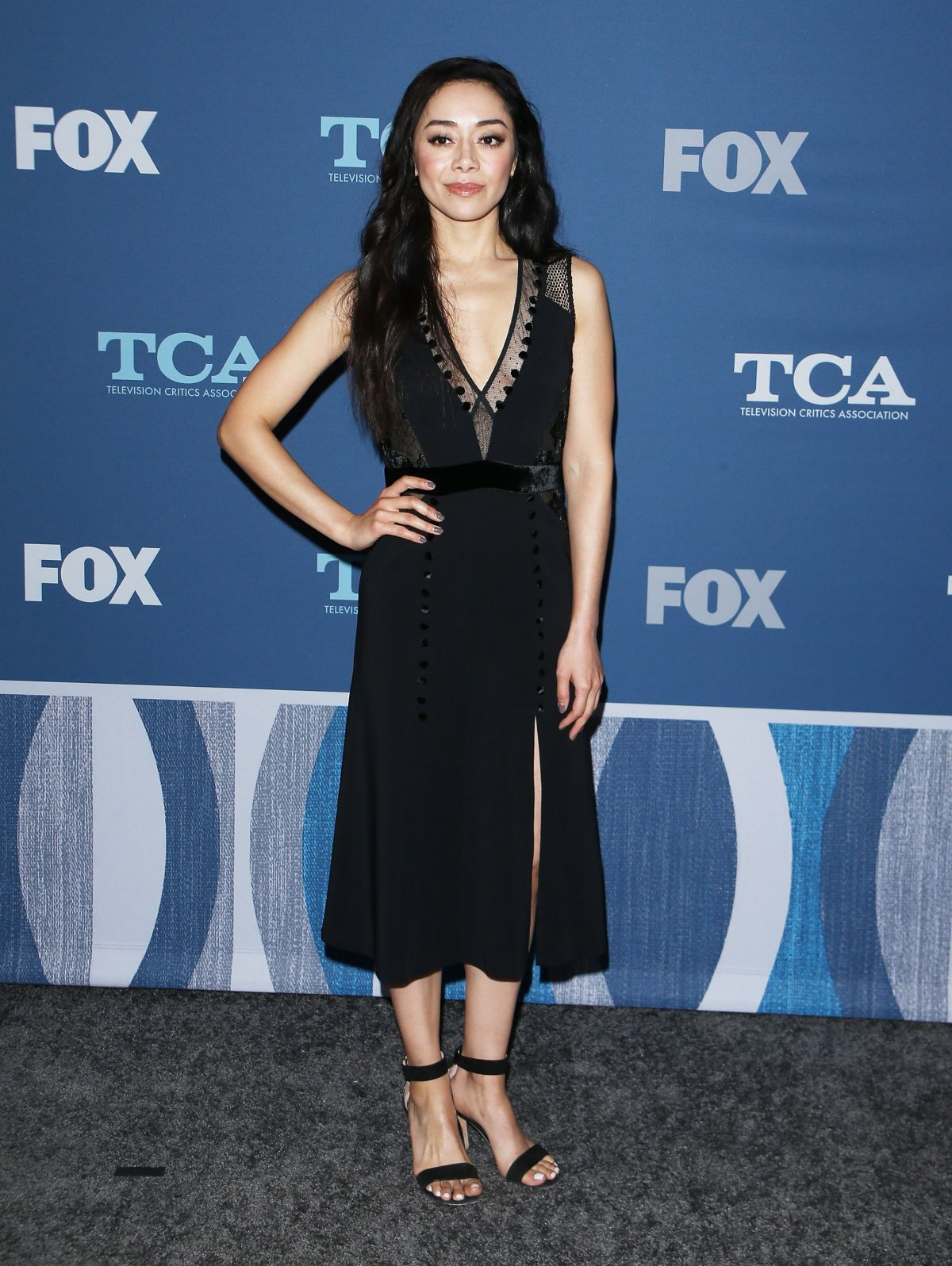 AIMEE GARCIA at Fox Winter All-star Party, TCA Winter Press Tour in ...