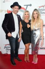 AIMEE PRESTON at Steven Tyler and Live Nation Presents Inaugural Janie's Fund Gala and Grammy