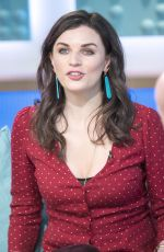 AISLING BEA at Sunday Brunch TV Show in London 01/07/2018