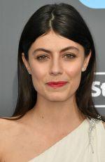 ALESSANDRA MASTRONARDI at 2018 Critics