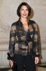 ALESSANDRA SUBLET at Christian Dior Show at Spring/Summer 2018 Haute Couture Fashion Week in Paris 01/23/2018