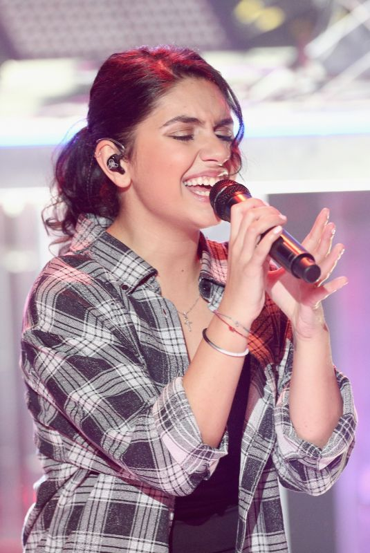 ALESSIA CARA at Dick Clark's New Rear's Rockin' Eve with Ryan Seacrest 2018 12/31/2017