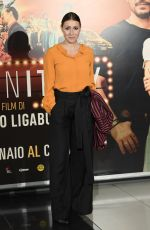ALESSIA GIULIANI at Made in Italy Photocall in Rome 01/22/2018