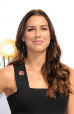 ALEX MORGAN at 5th Annual Gold Meets Golden in Los Angeles 01/06/2018