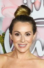 ALEXA VEGA at Hhallmark Channel All-star Party in Los Angeles 01/13/2018