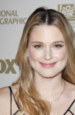 ALEXANDRA BRECKENRIDGE at Fox, FX and Hulu 2018 Golden Globe Awards After-party in Beverly Hills 01/07/2018