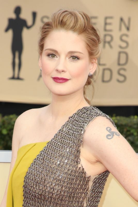 ALEXANDRA BRECKENRIDGE at Screen Actors Guild Awards 2018 in Los Angeles 01/21/2018