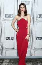 ALEXANDRA DADDARIO at Build Series to Discuss When We First Met Movie in New York 01/29/2018