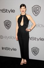 ALEXANDRA DADDARIO at Instyle and Warner Bros Golden Globes After-party in Los Angeles 01/07/2018