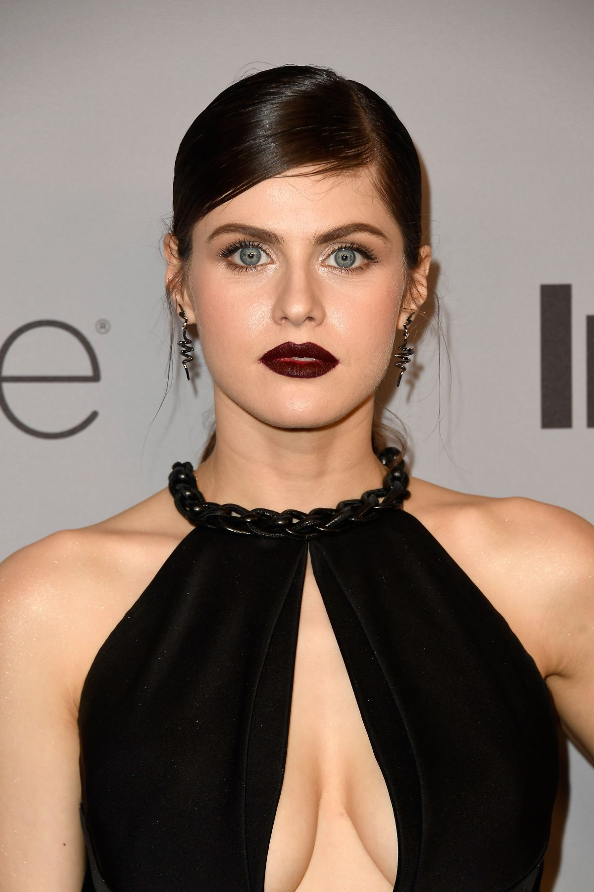 ALEXANDRA DADDARIO at Instyle and Warner Bros Golden Globes After-party in Los Angeles 01\/07