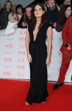 ALEXANDRA FELSTEAD at National Television Awards in London 01/23/2018