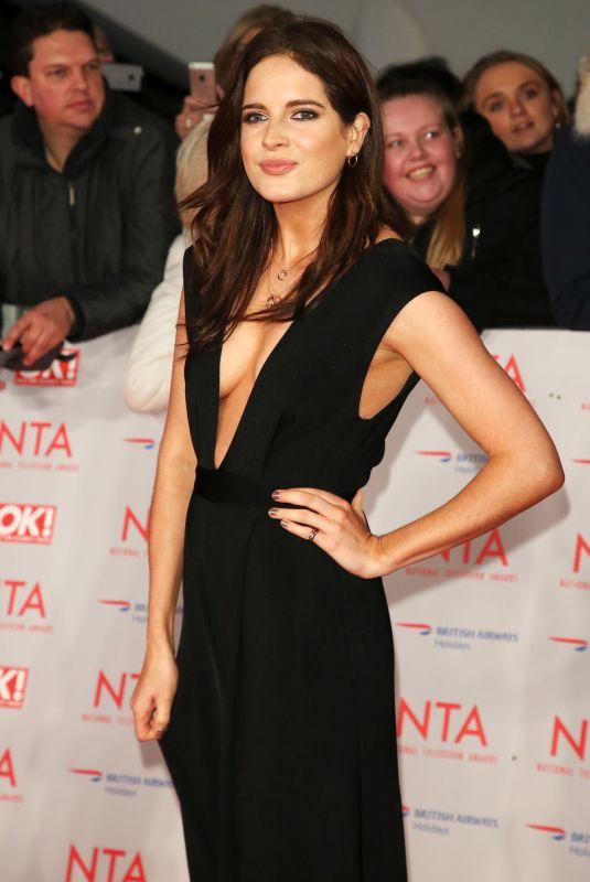 ALEXANDRA FELSTEAD at National Television Awards in London 01/23/2018