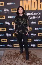 ALEXANDRA SHIVA at IMDB Studio at Sundance Film Festival in Park City 01/20/2018