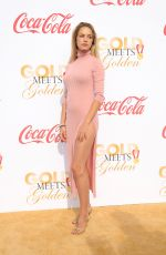 ALEXIS KNAPP at 5th Annual Gold Meets Golden in Los Angeles 01/06/2018
